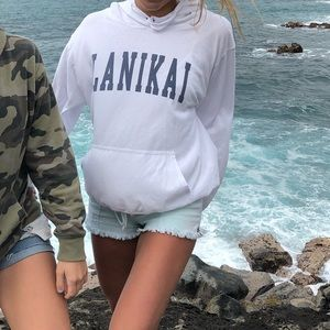 Brandy Melville lanikai hoodie